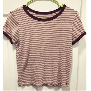 Tops - Classic striped tee